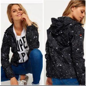 Superdry Constellation Star Windbreaker Jacket 547